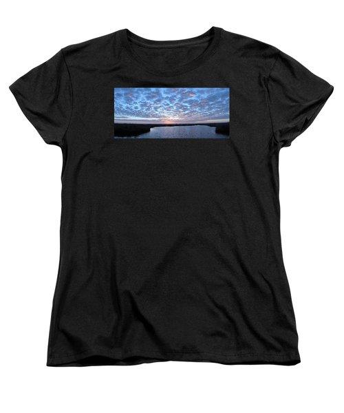 Dream Big Women's T-Shirt (Standard Cut) by John Glass