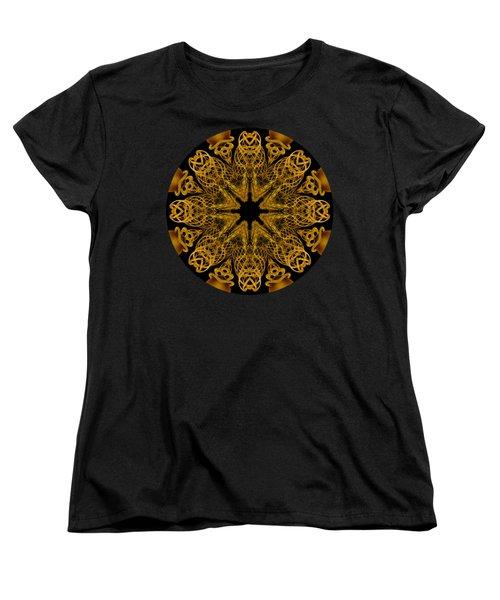Going For Gold Women's T-Shirt (Standard Cut) by Elaine Teague