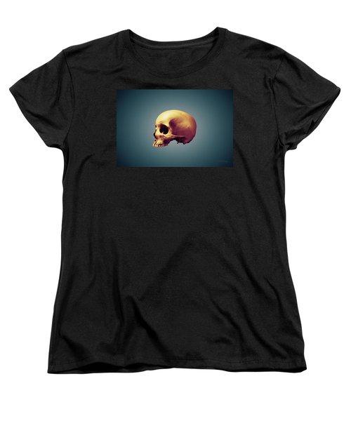 Women's T-Shirt (Standard Cut) featuring the photograph Golden Child by Joseph Westrupp