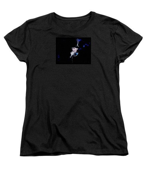Gord Downie In Concert Women's T-Shirt (Standard Cut)