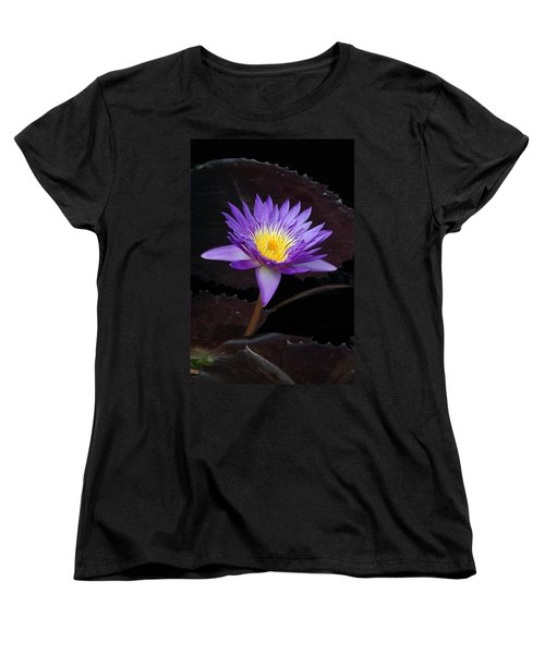 Women's T-Shirt (Standard Cut) featuring the photograph Grand Entrance by Byron Varvarigos