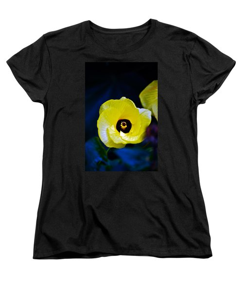Women's T-Shirt (Standard Cut) featuring the photograph Grand Opening by Debbie Karnes