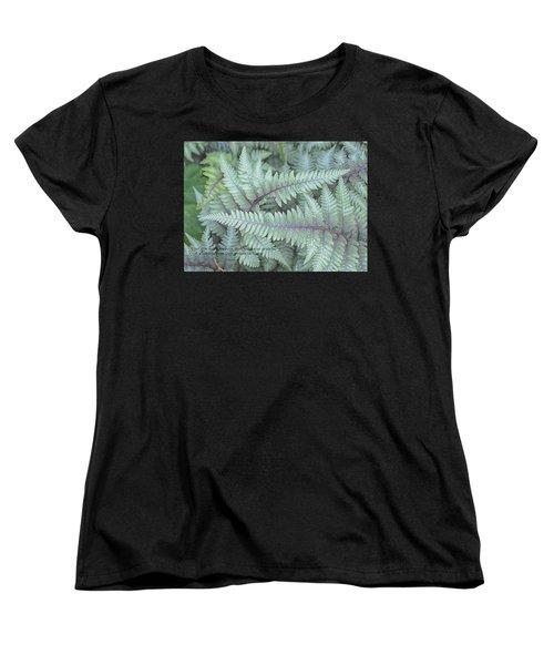 Grateful Women's T-Shirt (Standard Cut) by Catherine Alfidi