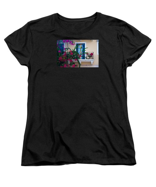 Greek Beauty Women's T-Shirt (Standard Cut) by Rob Hemphill