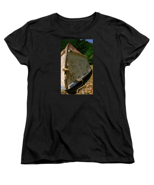Grounded Women's T-Shirt (Standard Cut) by KD Johnson