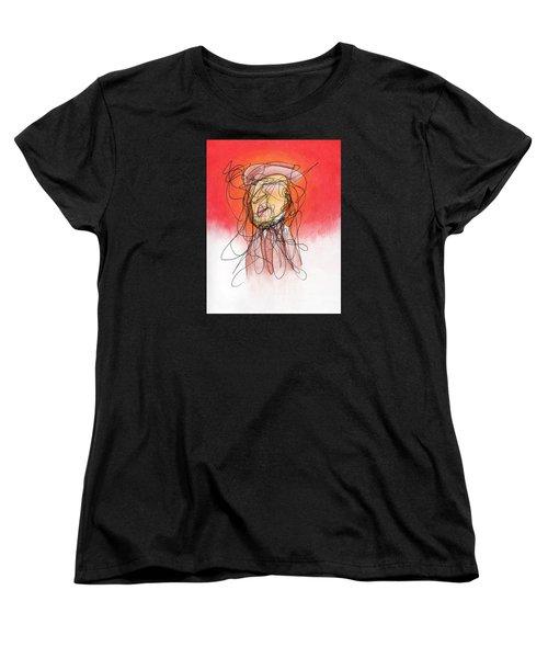 Gusts, Dust, The Sun... Women's T-Shirt (Standard Cut) by Ismael Cavazos