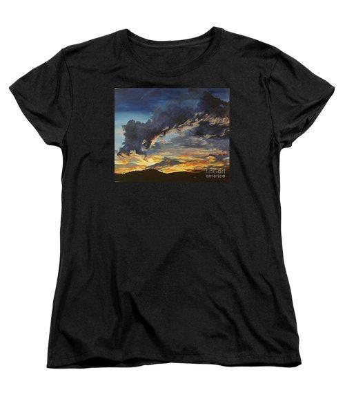 Hawcreek 7.11 Women's T-Shirt (Standard Cut) by Stuart Engel