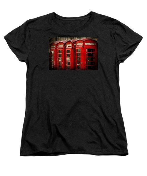Hello Women's T-Shirt (Standard Cut) by Yhun Suarez