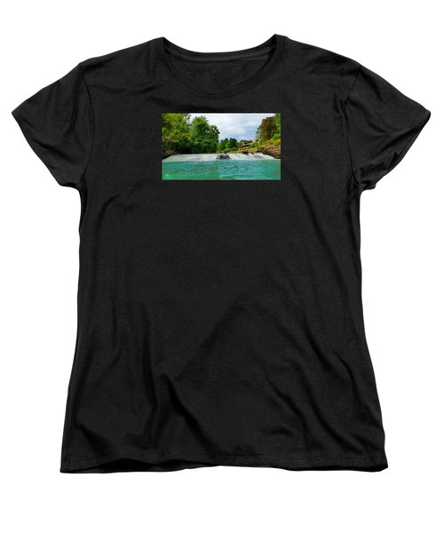 Women's T-Shirt (Standard Cut) featuring the photograph Henry Ford Estate - Fair Lane by Michael Rucker