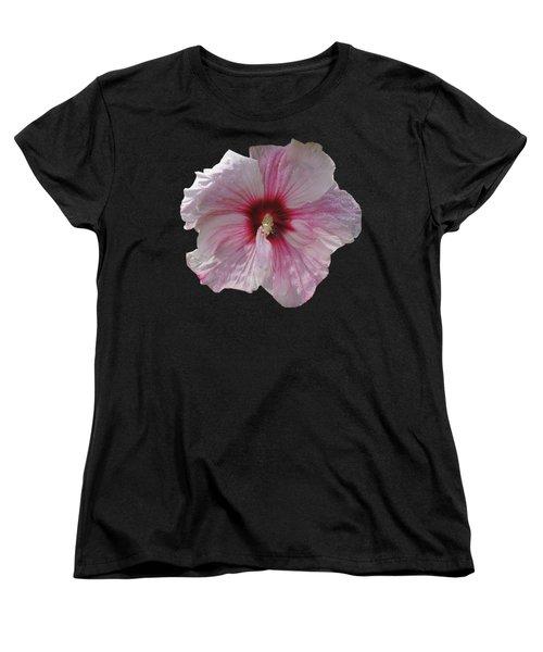 Hibiscus Women's T-Shirt (Standard Cut) by David and Lynn Keller