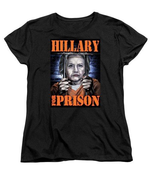 Hildabeast Women's T-Shirt (Standard Cut) by Don Olea