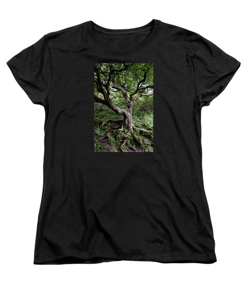 Hold Firm Women's T-Shirt (Standard Cut) by Gary Smith