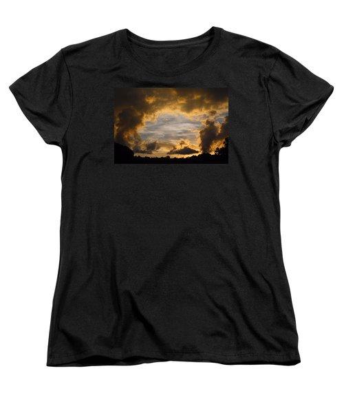 Hole In One Women's T-Shirt (Standard Cut)