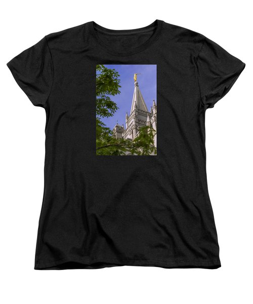 Holy Temple Women's T-Shirt (Standard Fit)