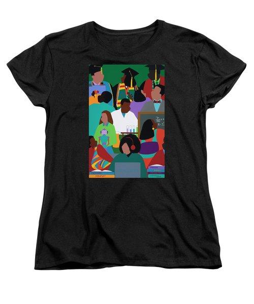Honors Mindset Women's T-Shirt (Standard Fit)