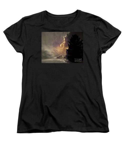 Hope Women's T-Shirt (Standard Cut) by Elfriede Fulda