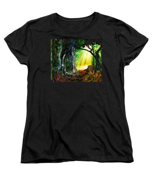 Hope Women's T-Shirt (Standard Cut) by Francesa Miller