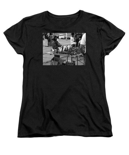 Women's T-Shirt (Standard Cut) featuring the photograph Hopes by Beto Machado