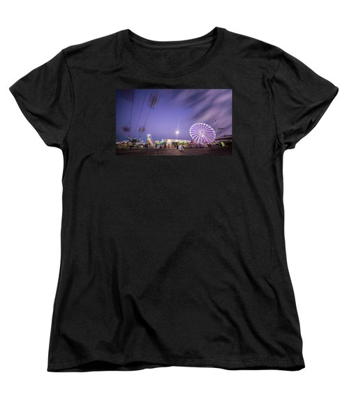 Houston Texas Live Stock Show And Rodeo #13 Women's T-Shirt (Standard Cut) by Micah Goff