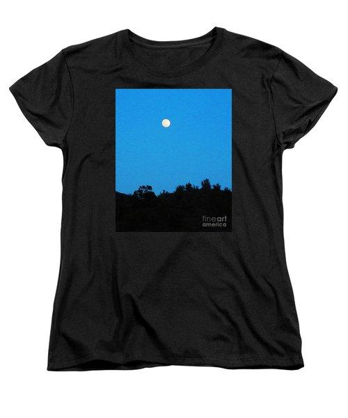 Hualapai Night Women's T-Shirt (Standard Cut)