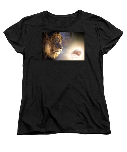 I Knew You Before You Were Born Women's T-Shirt (Standard Cut) by Bill Stephens