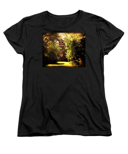 I See You Women's T-Shirt (Standard Cut) by Julie Hamilton
