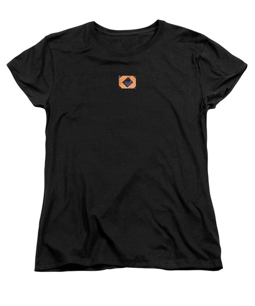 Women's T-Shirt (Standard Cut) featuring the photograph Look Closely  by Michele Penner
