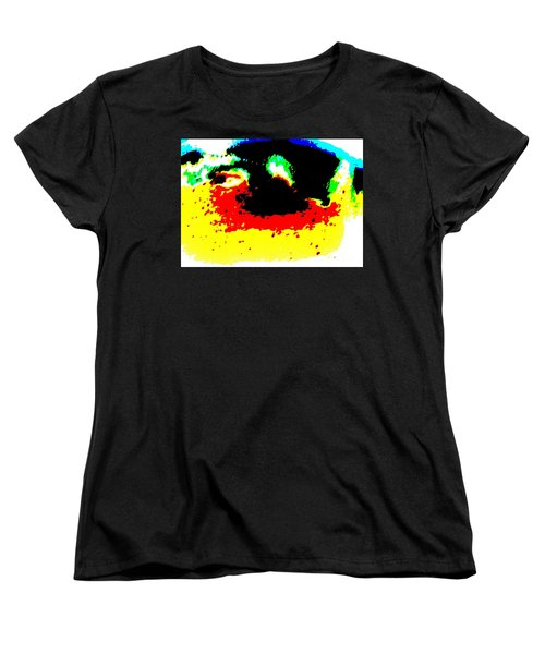 I Spy Women's T-Shirt (Standard Cut) by Tim Townsend