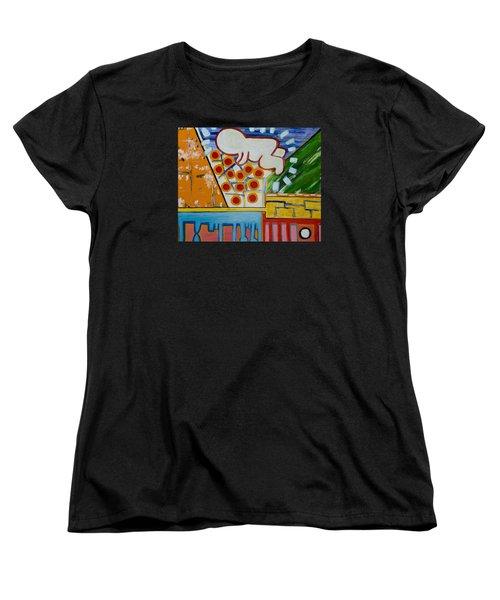 Iconic Baby Women's T-Shirt (Standard Cut) by Jose Rojas