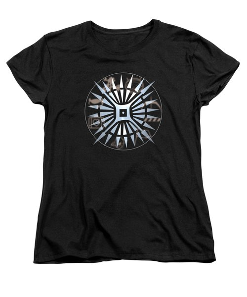 Ietour Logo Design Women's T-Shirt (Standard Cut) by Clad63
