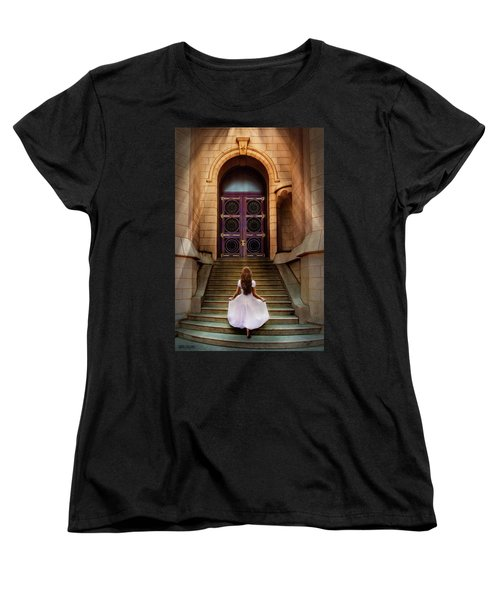 I'm Going There Some Day Women's T-Shirt (Standard Cut) by Greg Collins