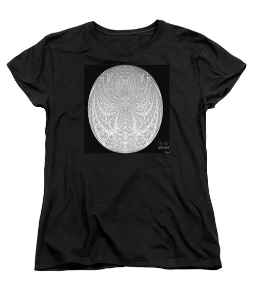 Imagination Set Free Women's T-Shirt (Standard Cut) by Donna Brown