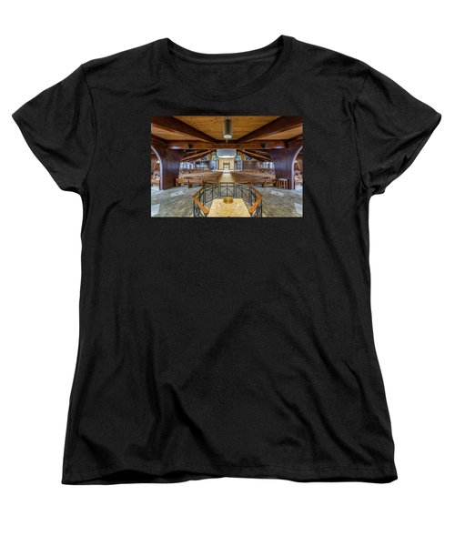 Women's T-Shirt (Standard Cut) featuring the photograph Immaculate Conception 2848 by Everet Regal