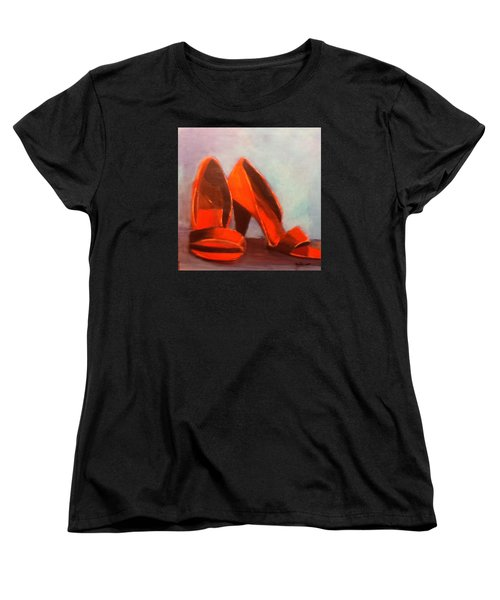 In Her Shoes Women's T-Shirt (Standard Cut)