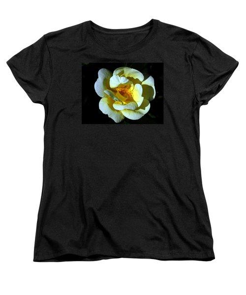 Women's T-Shirt (Standard Cut) featuring the photograph In Light by Lynda Lehmann