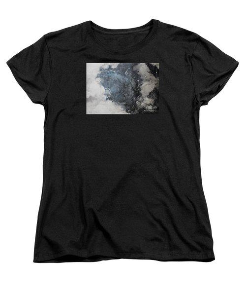 In The Beginning Women's T-Shirt (Standard Cut) by Elizabeth Carr