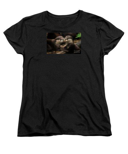 Innocence Women's T-Shirt (Standard Cut) by Kym Clarke