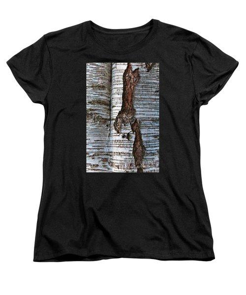 Women's T-Shirt (Standard Cut) featuring the photograph Interrupted by Werner Padarin