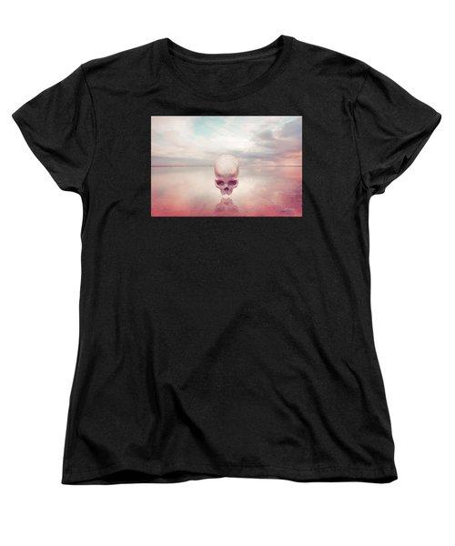 Women's T-Shirt (Standard Cut) featuring the photograph Introlevity by Joseph Westrupp