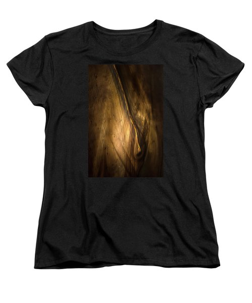 Intrusion Women's T-Shirt (Standard Cut) by Peter Scott