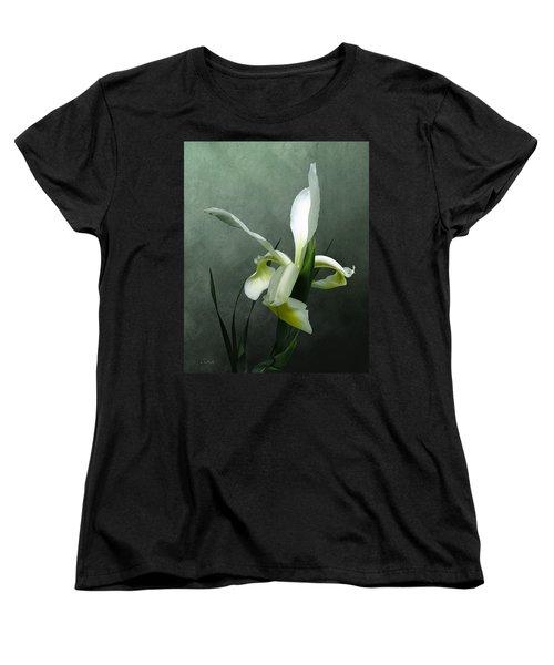 Iris Celebration Women's T-Shirt (Standard Cut) by I\'ina Van Lawick
