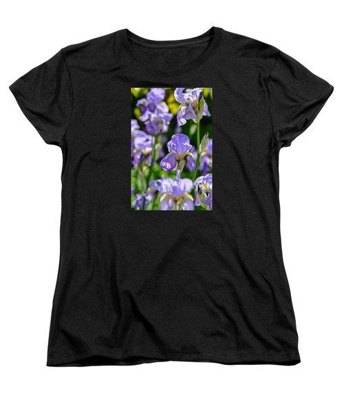 Irisses Women's T-Shirt (Standard Cut) by Rainer Kersten