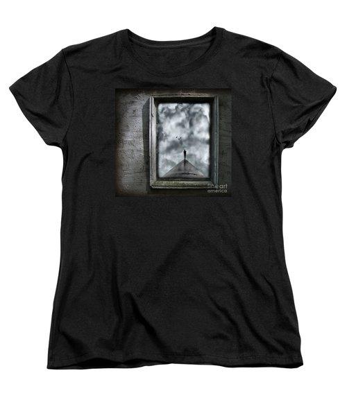 Isolation Women's T-Shirt (Standard Cut) by Jacky Gerritsen