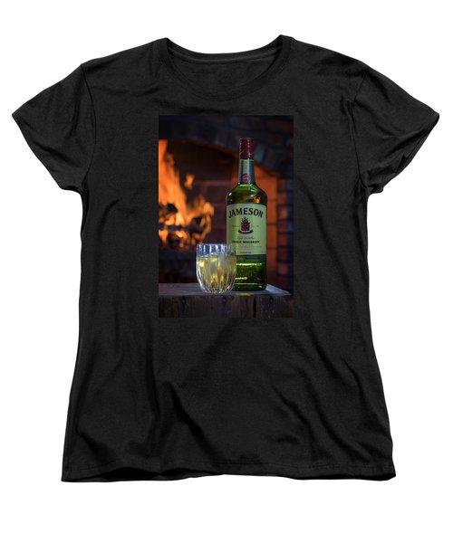 Jameson By The Fire Women's T-Shirt (Standard Cut)