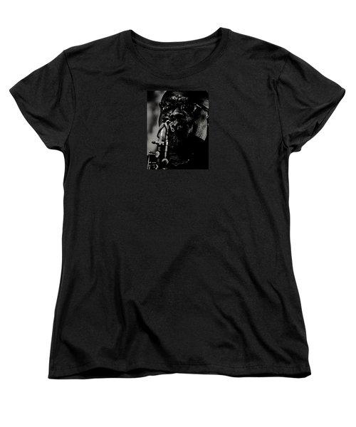 Jazz 13 Women's T-Shirt (Standard Cut) by David Gilbert