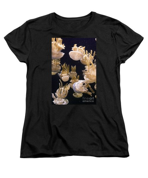 Jelly Parade Women's T-Shirt (Standard Cut) by Jim and Emily Bush
