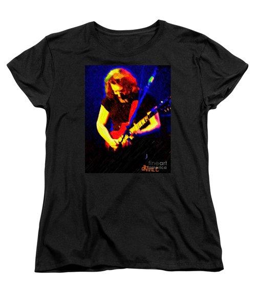 Women's T-Shirt (Standard Cut) featuring the photograph Stella Blue by Susan Carella