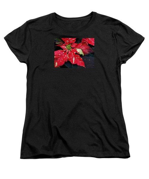 Jingle Bell Rock Women's T-Shirt (Standard Cut) by VLee Watson