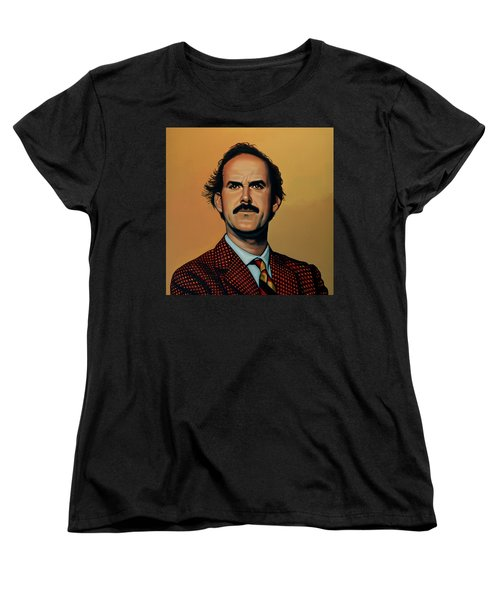 John Cleese Women's T-Shirt (Standard Cut)