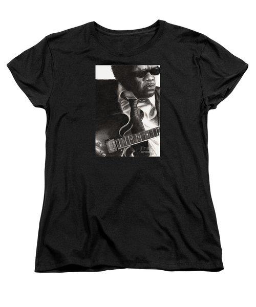 John Lee Hooker Women's T-Shirt (Standard Cut)